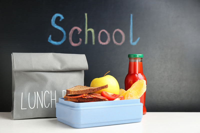 back to school lunchbox